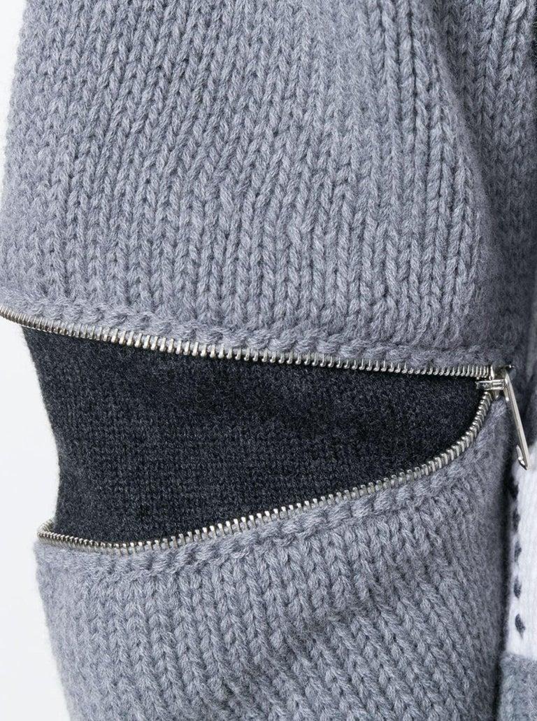 New Laura Dern Big Little Lies Alexander McQueen Argyle Sweater  $1295 For Sale 3