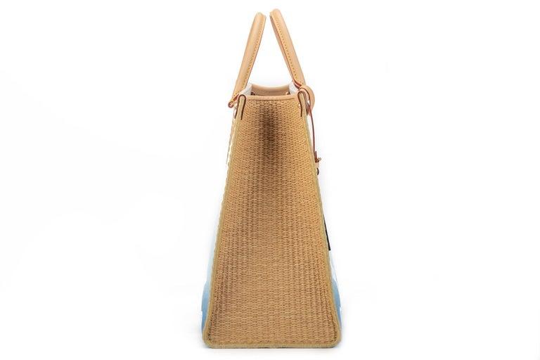 Women's New Louis Vuitton 2021 On The Go Saint Tropez Bag For Sale