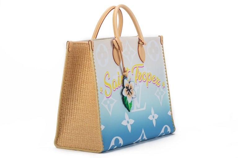 New Louis Vuitton 2021 On The Go Saint Tropez Bag For Sale 1