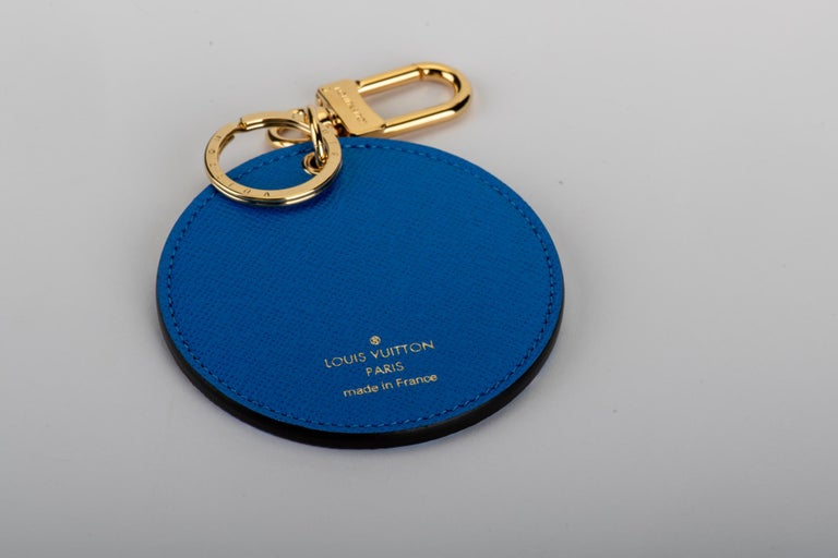 Louis Vuitton Christmas 2019 limited edition keychain/bag charm. Venice design. Brand new in box with dust cover.