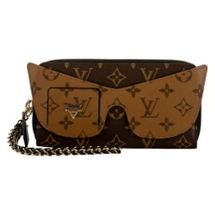 New Louis Vuitton Cruise 2020 Monogram Pouchette Bag