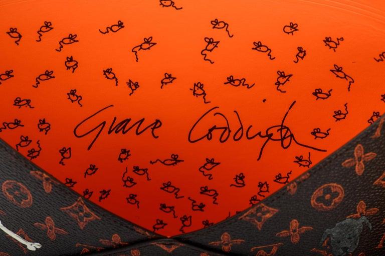 New Louis Vuitton Grace Coddington Cats Pouchettes Bags For Sale 6