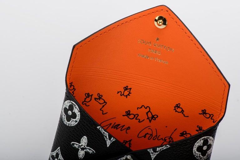 New Louis Vuitton Grace Coddington Cats Pouchettes Bags For Sale 11
