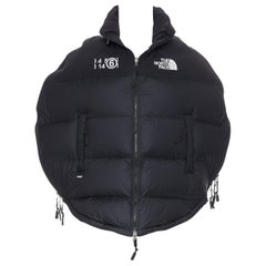 new MAISON MARGIELA MM6 NORTH FACE AW20 Nuptse circle down padded jacket S / M
