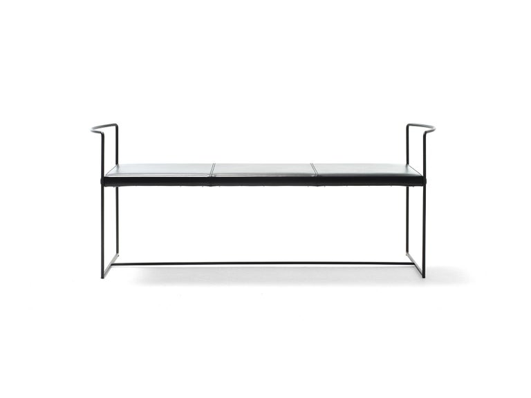 Modern New Outline Bench For Sale