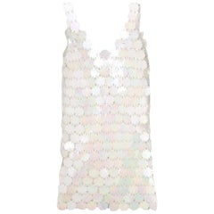 New Paco Rabanne Pearl Blossom Element Top FR40 US 4