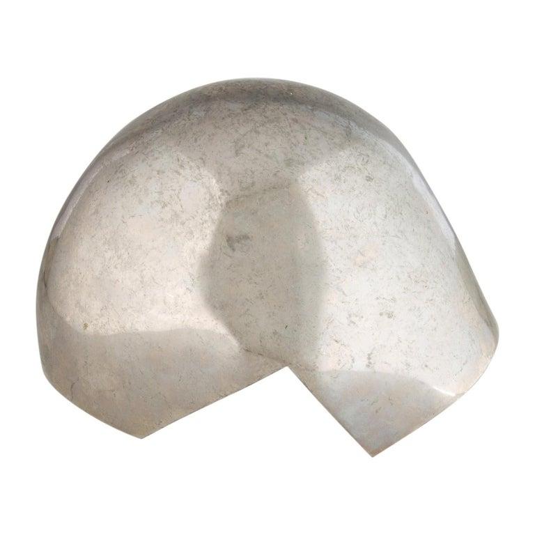 New Rare Alexander McQueen Limited Edition Runway Brass Helmet W/ Tags S/S 2014  6