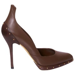 New Rare Tom Ford for Gucci Studded Ad Runway Heels Pumps Sz 7