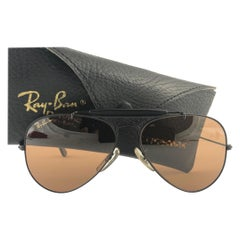 New Ray Ban Chromax 58Mm Outdoorsman B&L Collectors Item USA Sunglasses