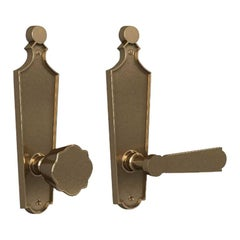New Rocky Mountain Hardware Handle Set from the Roger Thomas Collection