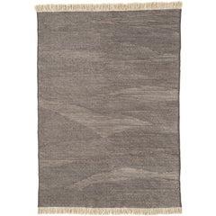 NEW - Telares Fog Killim Standard Afghan Wool Rug by Nani Marquina