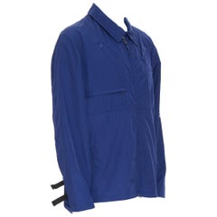new THE NORTH FACE KAZUKI KARAISHI Flag Blue Charloe Service jacket L / XL
