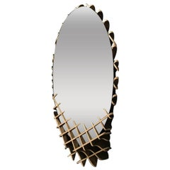 "New to 'the Quarry Collection""Free Standing Mirror by Studio Artist Ryan Dart"