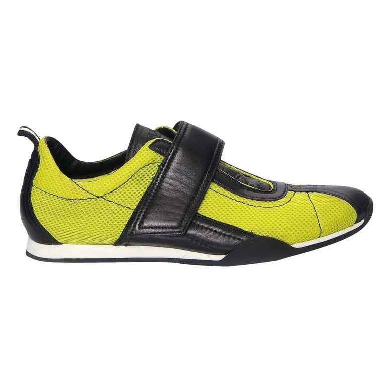 New Tom Ford for Gucci Mesh and Leather Sneakers / Tennis Shoes