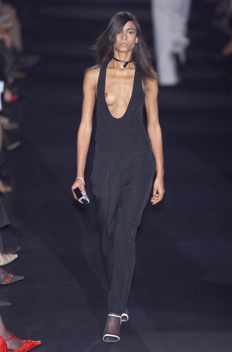 Women's New Tom Ford for Yves Saint Laurent S/S 2001 Silk Cigarette Case and Lighter For Sale