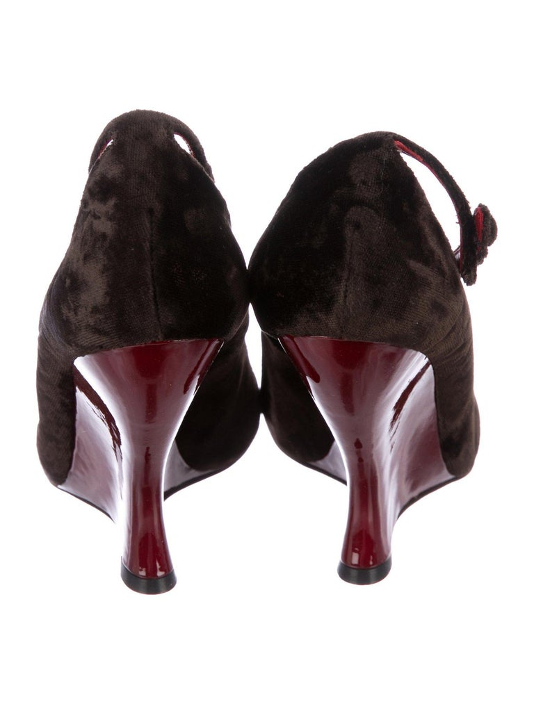 New Tom Ford for Yves Saint Laurent YSL Final Collection Heels Sz 39.5 For Sale 5