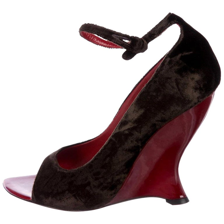 New Tom Ford for Yves Saint Laurent YSL Final Collection Heels Sz 39.5 For Sale