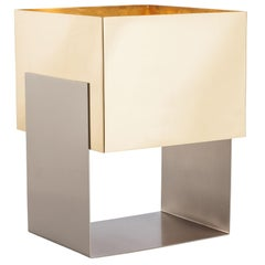 "New ""U/T"" Metal Table Lamp F"