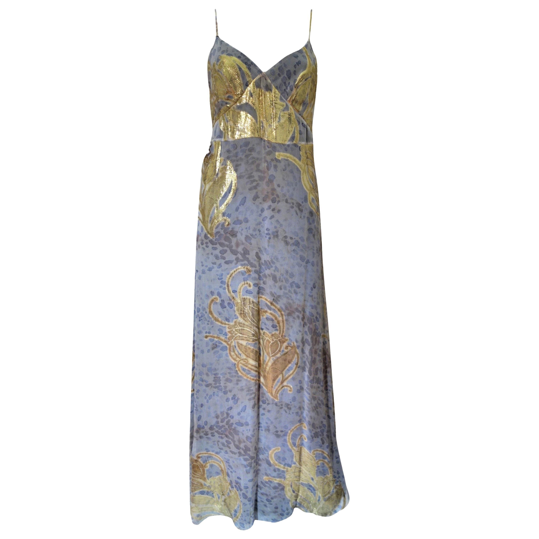 New Vera Wang Lavender Label Evening Dress Sz 2