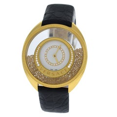 New Versace Destiny Spirit Floating Spheres Diamond Watch