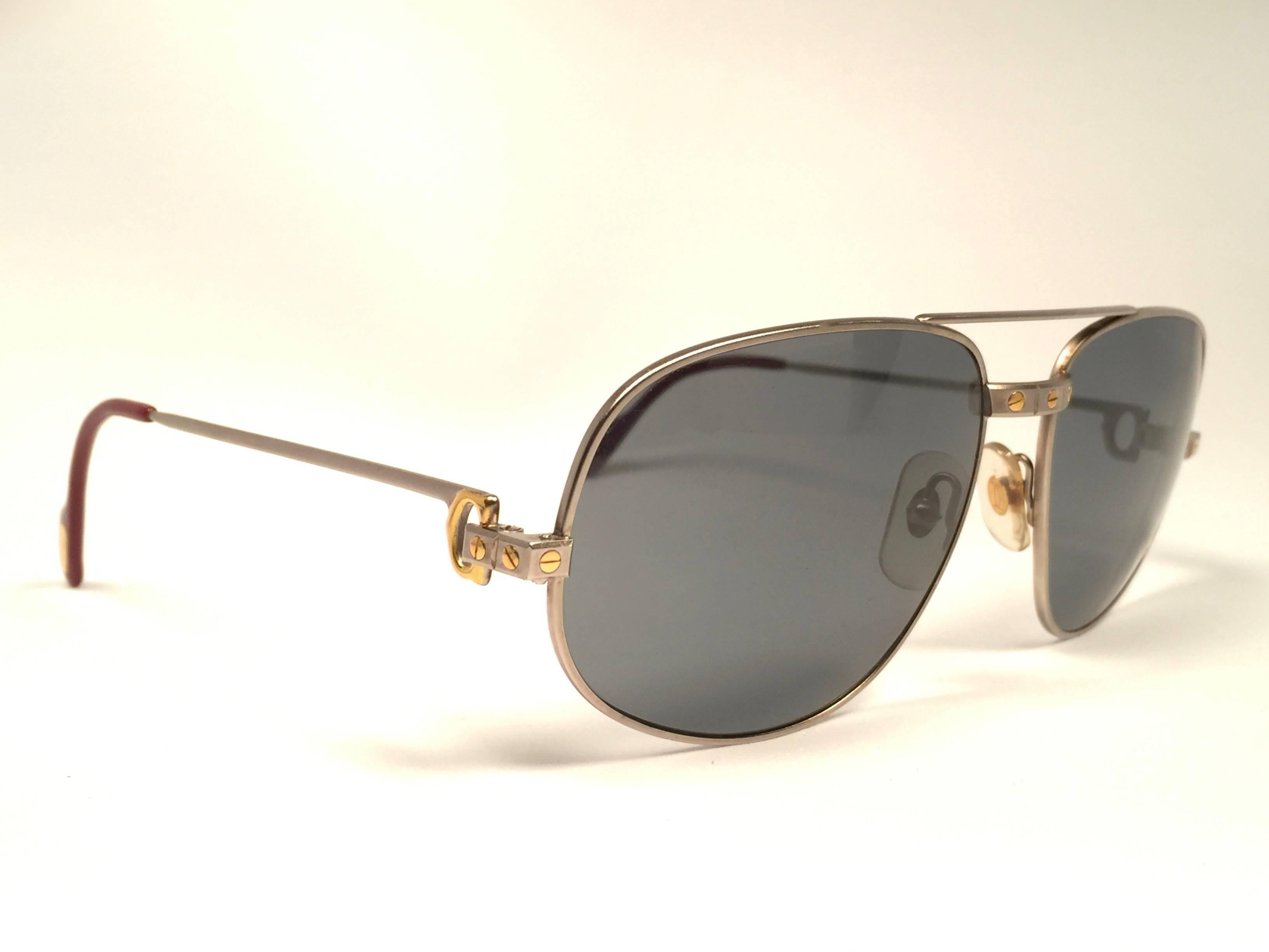 522520a6716d Cartier Aviator Santos Sunglasses - Restaurant and Palinka Bar