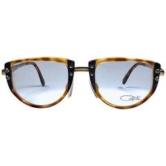New Vintage Cazal 332 695 Tortoise Frame 1980's Sunglasses