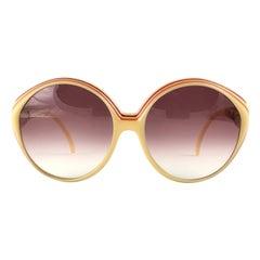 New Vintage Christian Dior 2045 Oversized Optyl Sunglasses Germany