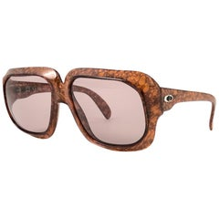 New Vintage Christian Dior Monsieur 2024 10 Optyl Oversized 1970 Sunglasses
