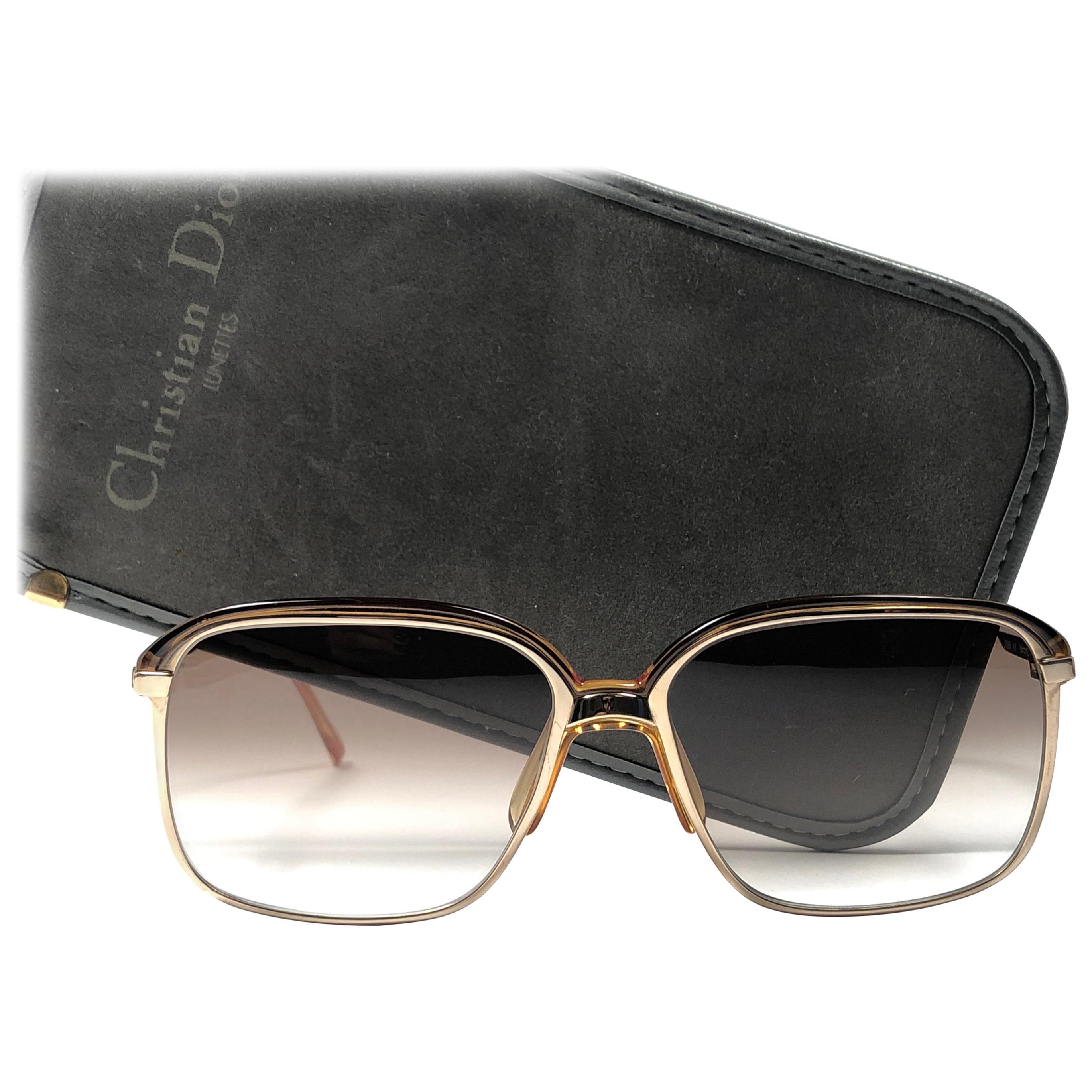 3ba4cb1974 Vintage Christian Dior Sunglasses - 246 For Sale at 1stdibs