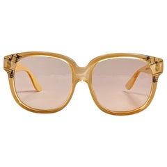 New Vintage Emmanuelle Khahn Paris Musical Accents Sunglasses France