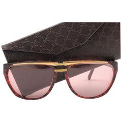 New Vintage Gucci Translucent Marbled  1990's Made in Italy
