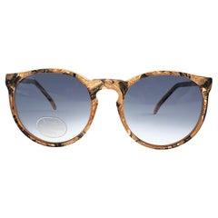 New Vintage Jean Lafont JET 50 Tortoise Sunglasses  1980's  Italy