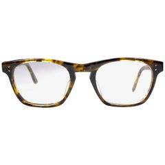 New Vintage Jean Paul Gaultier 55 10 71 Prescription Tortoise Japan Sunglasses