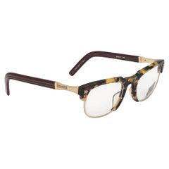 New Vintage Jean Paul Gaultier 57 1271 Prescription Tortoise Japan Sunglasses