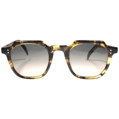 New Vintage Jean Paul Gaultier 58 0071 Tortoise Japan Sunglasses