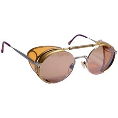New Vintage Matsuda 2809 Collector Item 1990 Made in Japan Sunglasses