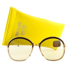 New Vintage Metzler Zeiss 1830 Umbramatic 35 Sunglasses West Germany 80's