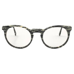 New Vintage Mikli 034 RX Frame for Reading Made in France Sunglasses 1990