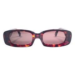 New Vintage Montana 5615 Tortoise Handmade in France Sunglasses 1990