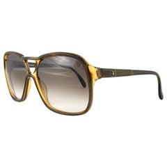 New Vintage Playboy 4512 Optyl Translucent  Optyl Sunglasses Made in Austria