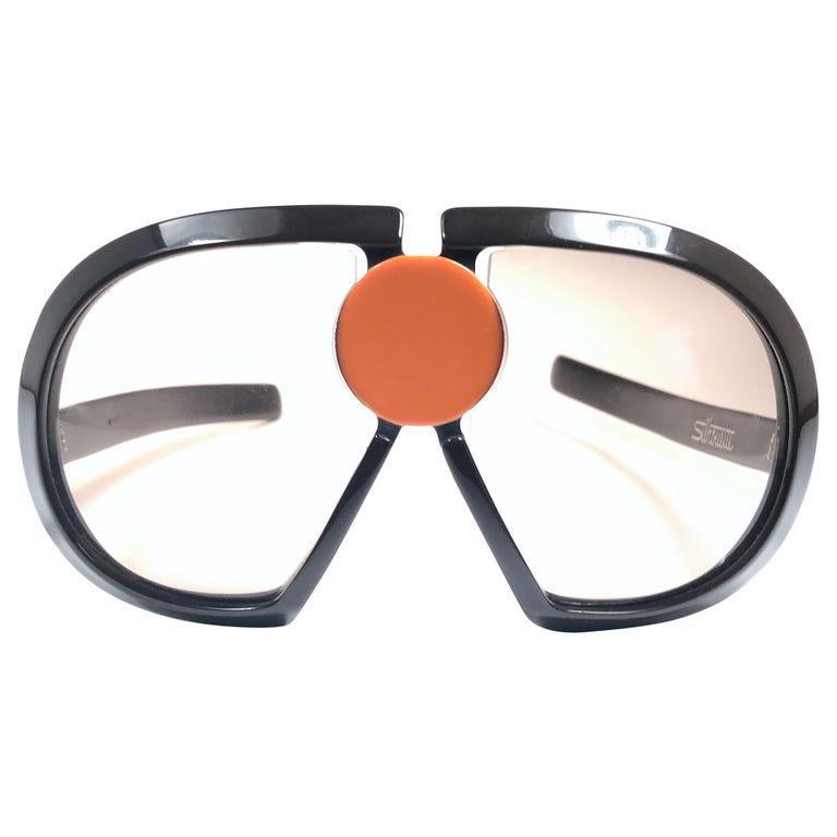 New Vintage Rare Silhouette Futura 571 Collector Item 1970 Sunglasses  For Sale