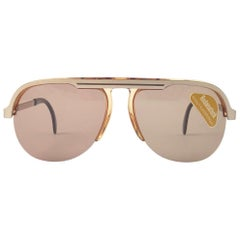 New Vintage Rodenstock Locarno Gaucho Oversized 1980's Sunglasses