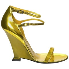 New Vintage Tom Ford for Yves Saint Laurent YSL Collectible Heels Sz 38.5