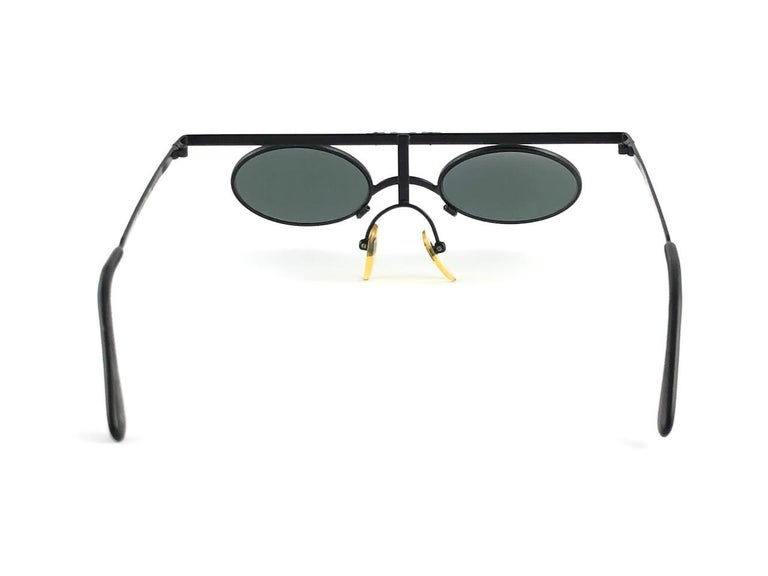 New Vintage Ultra Rare & Iconic I'DENTITY For Andy Warhol 1986 Sunglasses For Sale 7