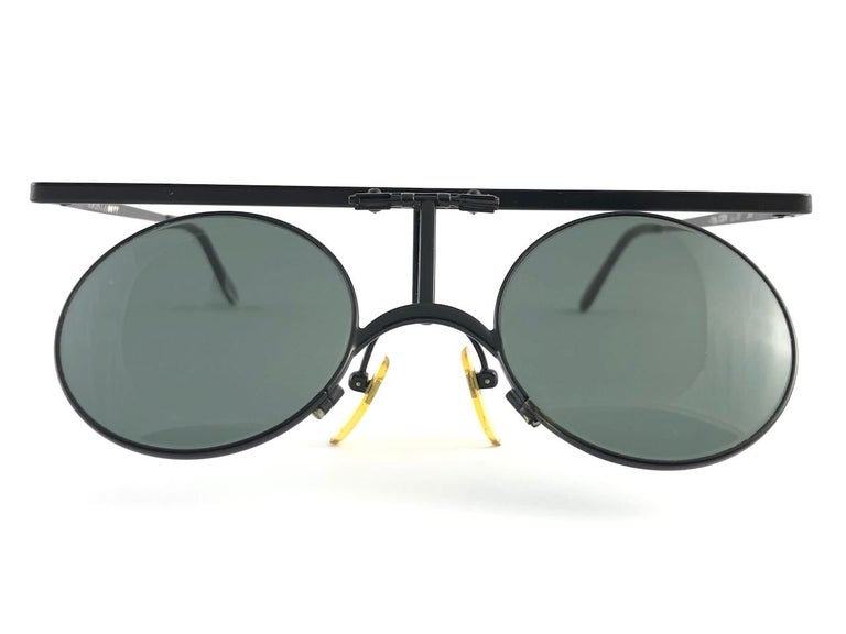 Women's or Men's New Vintage Ultra Rare & Iconic I'DENTITY For Andy Warhol 1986 Sunglasses For Sale