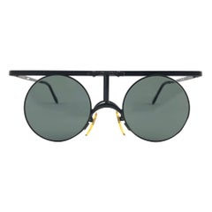 New Vintage Ultra Rare & Iconic I'DENTITY For Andy Warhol 1986 Sunglasses
