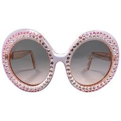 New Vintage Victor Oversized Elton John Collector Item 1970's Sunglasses