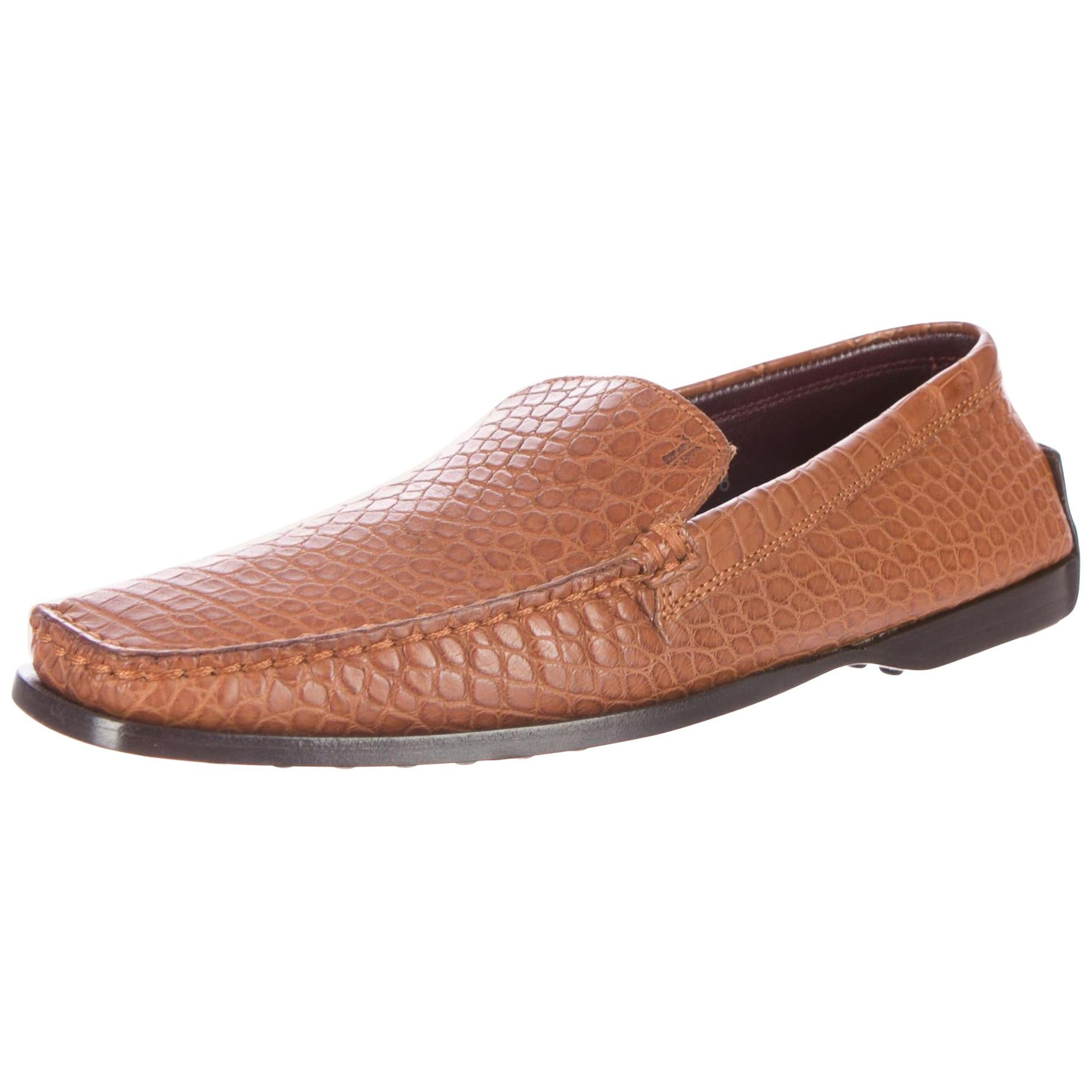NEW Tod's Welted Moccasins Loafers Shoes Flats