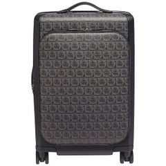 New With Tags Salvatore Ferragamo Carry On Trolley Suitcase $1990