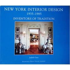 New York Interior Design, 1935-1985, Vol. 1: Inventors of Tradition